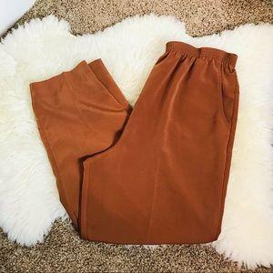 Teddi High Rise Trousers